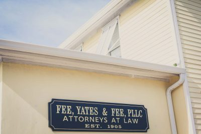 Fee Yates and Fee Law Firm office - Fort Pierce Law Firm