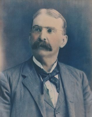 Frank H. Fee, Founder and President Bank of Fort Pierce